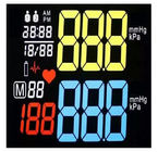 7 Segment VA LCD Display For Medical Equipment , Blood Glucose Meter Va Lcd Panel