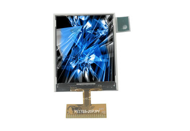 Transmissive Color Flat Screen Monitor , 1.77 Inch 7 Segment LCD Display