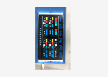Industrial VA LCD Display 7 Segment LCD Module Custom Size Lcd Display for Intelligent Digital Purification System
